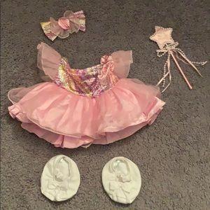 Build a bear Ballerina outfit